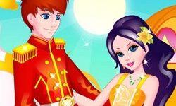 El Príncipe y la Princesa: Estilo de Baile