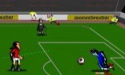 Футбол с зомби