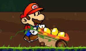 Original game title: Mario vs AngryBirds