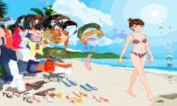 Island Dress Up
