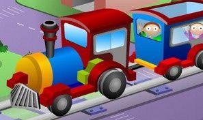 Original game title: Runaway Train China