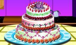 Dekorasi Kue Barbie