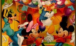 Hlavolamová Mánia – Mickey Mouse