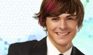 Original game title: Zac Efron Dress-up