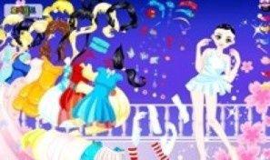 Original game title: Shiney Dress Up
