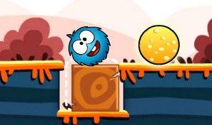 Original game title: Fluffy Ball