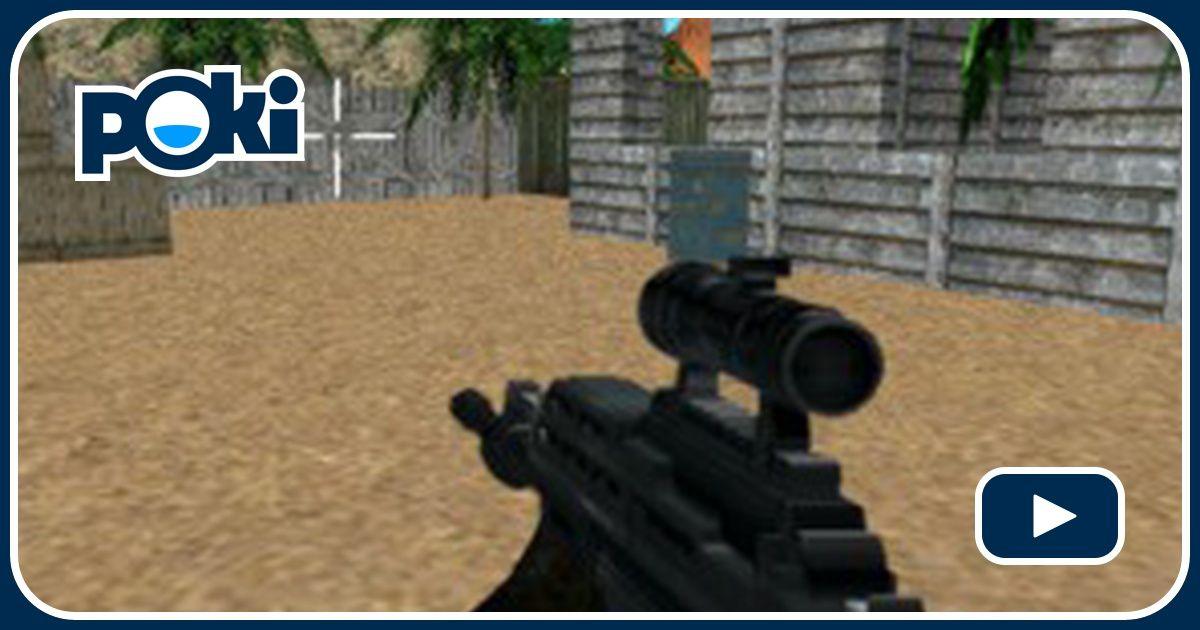 Rapid Gun Game - Shooting Games - GamesFreak
