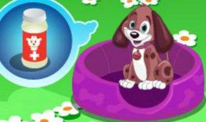 Original game title: Doli Dog Daycare