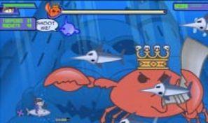 Original game title: Crab Fight