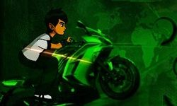 Ben 10 Moto 3D