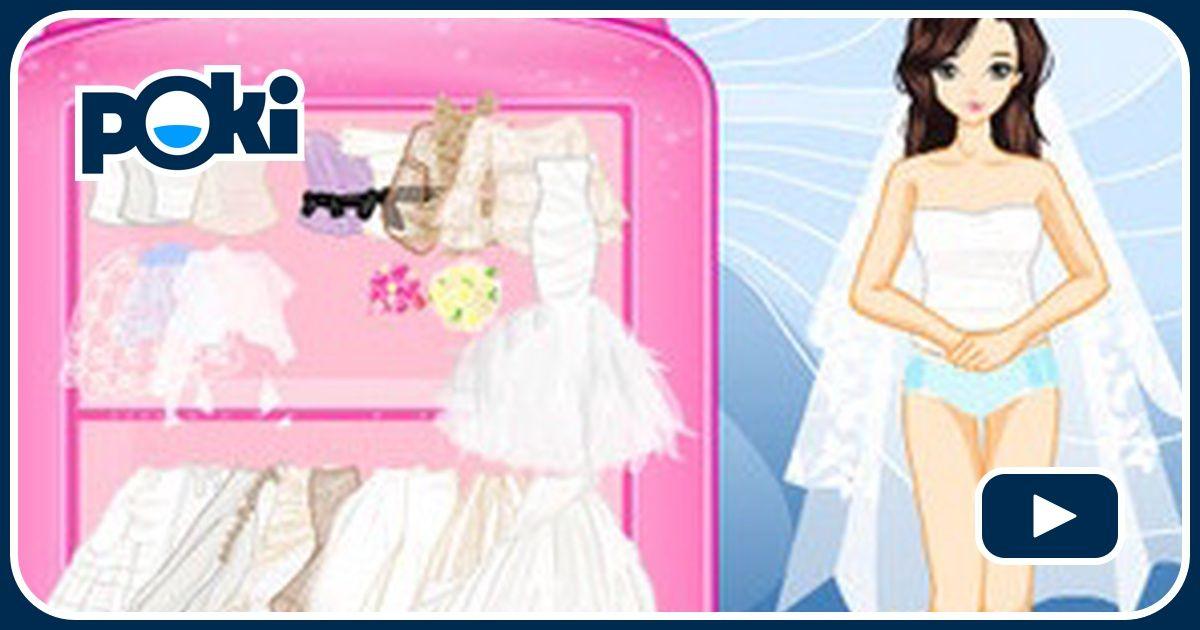 Tenue de mariage en ligne joue gratuitement sur for Jeux d habillage de mariage en ligne