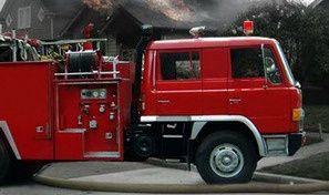 Firefighters Truck 2