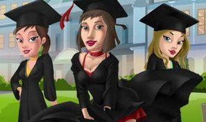 Naughty Graduation