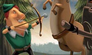 Twisted Fairytales: Robin  Hood