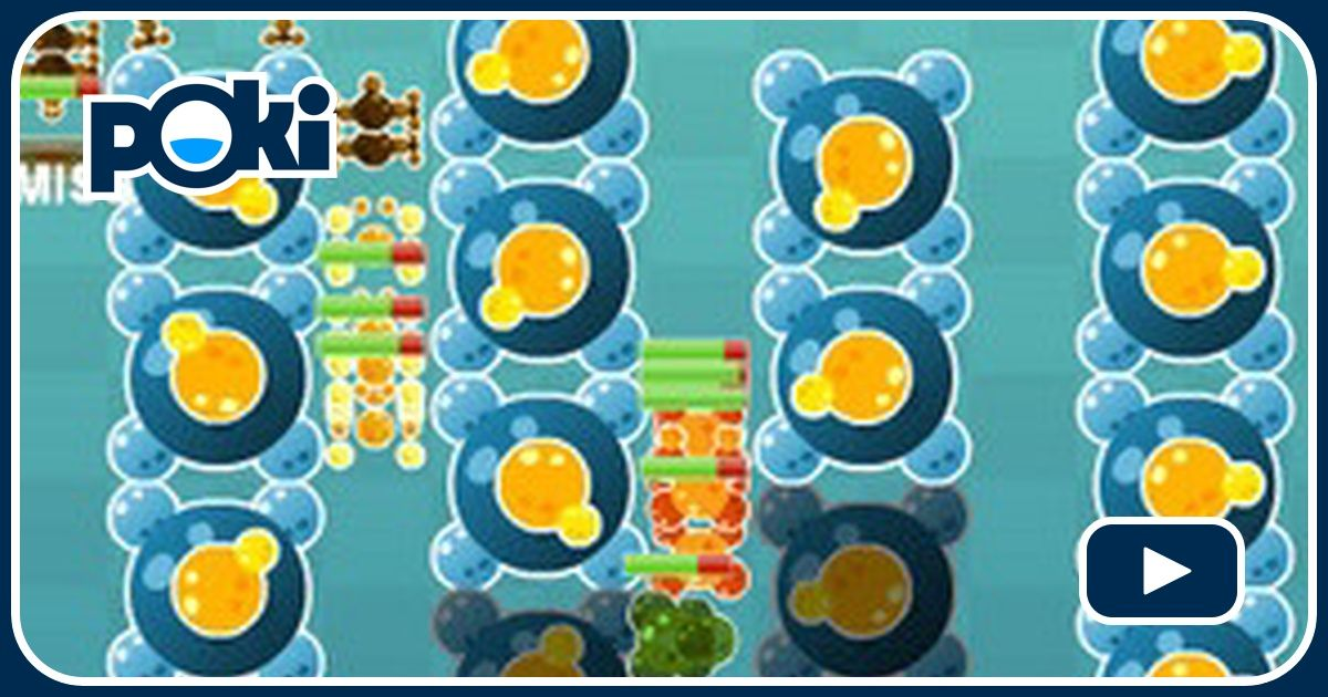 Coole spiele super bubbles