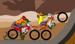 Dirty Bike Racers