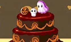 Shaquita's: Halloween Cake