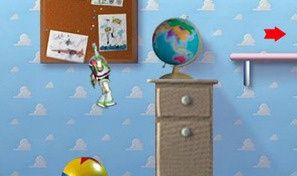 Original game title: Toy Story Jump