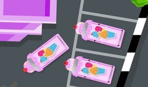 Original game title: Ice Cream Truck Parking