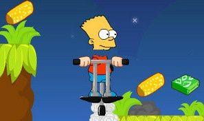 Simpsons Halloween Jump