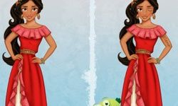 Elena of Avalor Differences