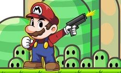 Mario Shooter