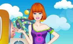 Barbie Hipster Princess Dress-up