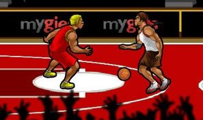 Original game title: Mygies Streetball Trick