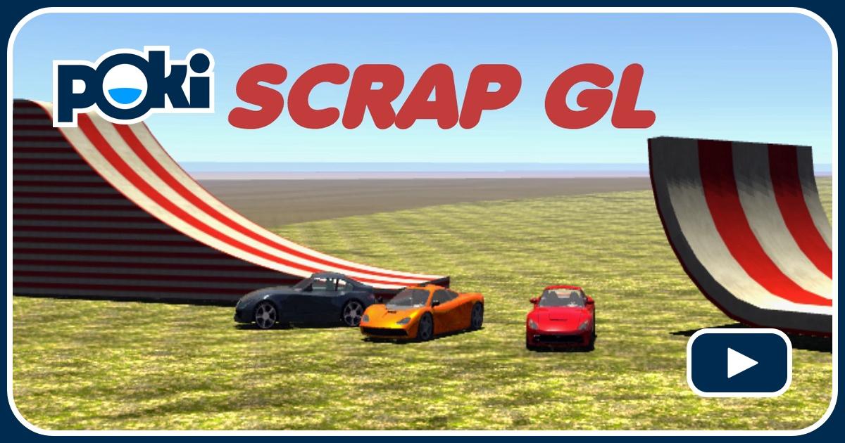 Jogo Online  Scrap GL Grátis