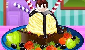 Original game title: Barbie Ice Cream Decor