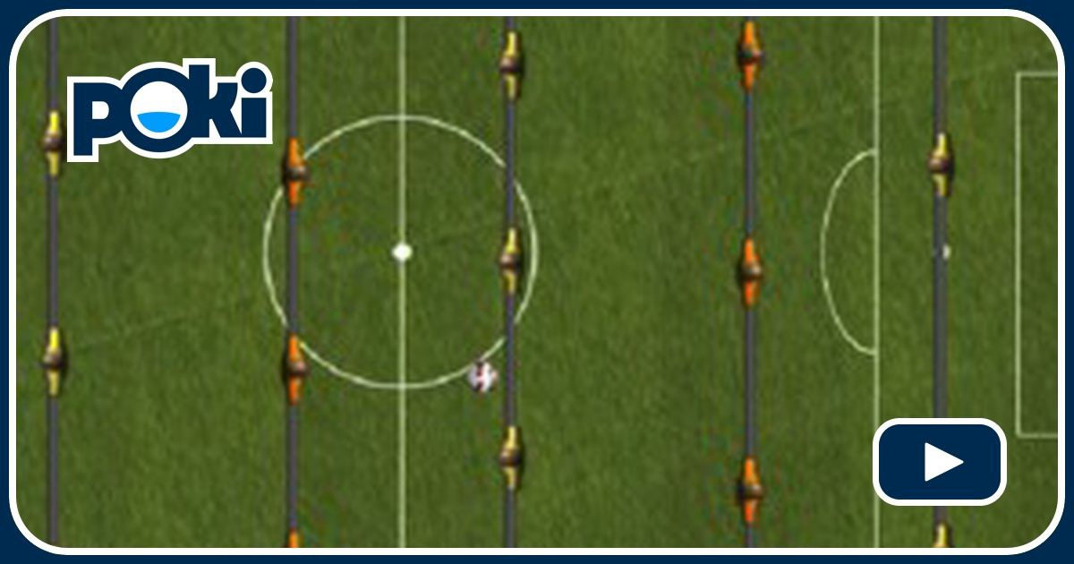 WORLD CUP FOOSBALL Online - Hrajte zdarma na lokalite ...