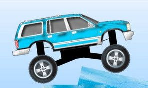 Ice Truck Drive