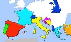 Викторина по географии Европы