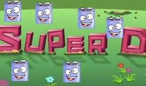 Original game title: Super D