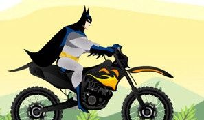 Original game title: Batman Trail Ride Challenge