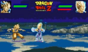 Original game title: Dragon Ball Z Power Level