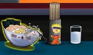 Original game title: Naruto Ramen Defender
