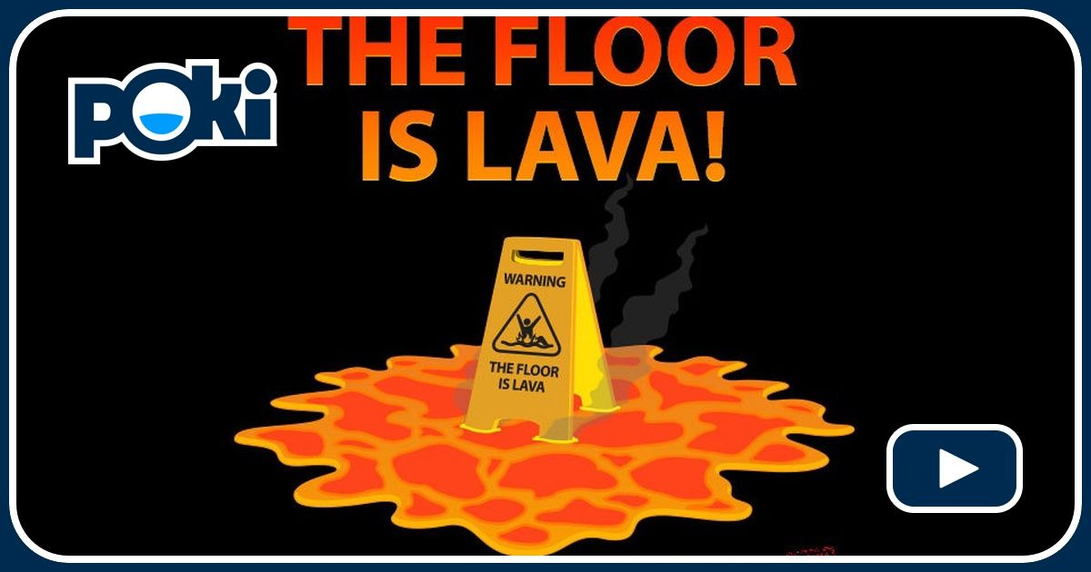 The Floor Is Lava Online Juega Gratis En Paisdelosjuegos