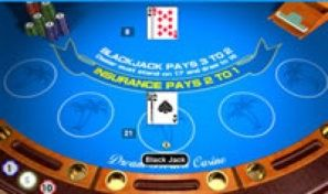 Blackjack Flash 3