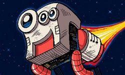 Robot Adventure 2