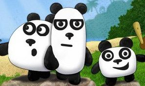 Original game title: 3 Pandas