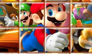 Super Mario Mix-Up