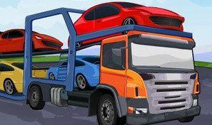 Original game title: Car Carrier Trailer 2