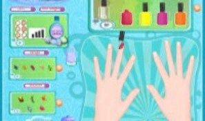 Original game title: Nail Styles