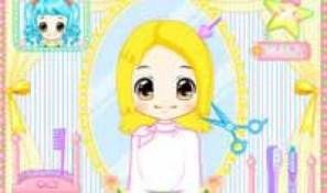 Original game title: Alice Hair Dresser