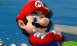 Mario Kart Reverse Parking