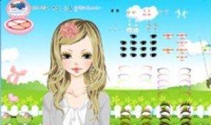 Original game title: Make-up Rebecca