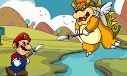 Mario Defend Princess