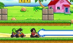 Original game title: Dragonball Kart