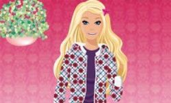 Barbie Flower Shop